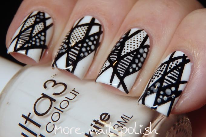 31DC2016 - Inspired by Fashion ~ More Nail Polish