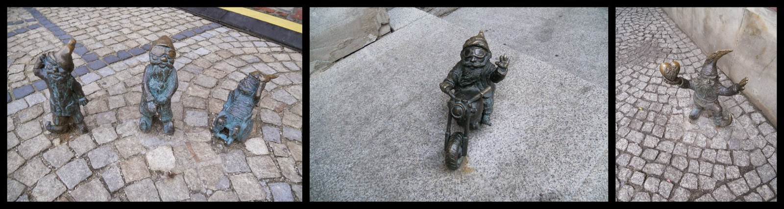 Gnome Hunting in Wroclaw