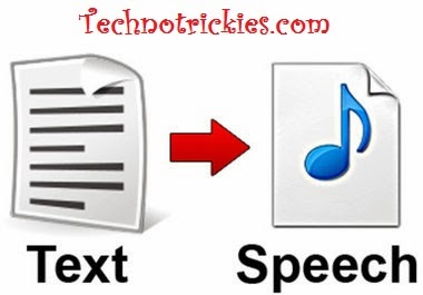 How To Convert Text to Speech And Text to MP3 Offline