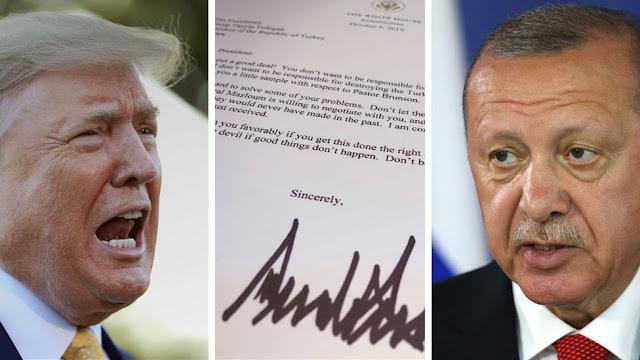 politics of Trump and Erdogan