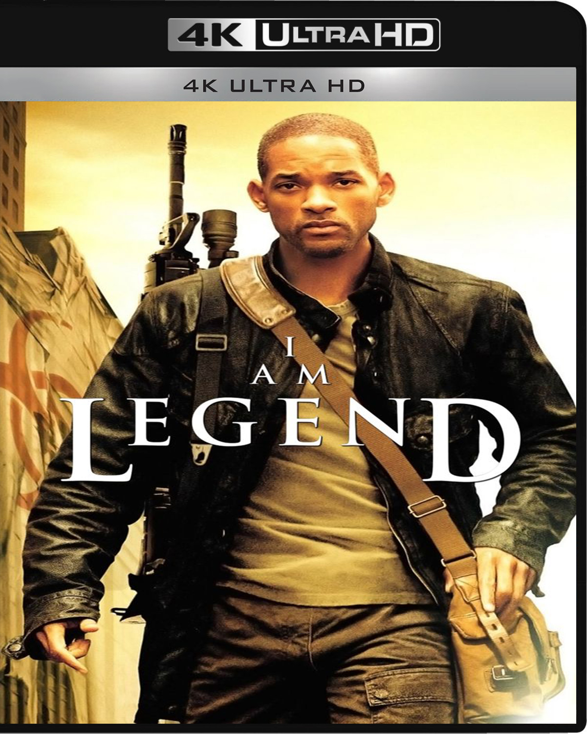 I Am Legend [2007] [UHD] [2160p] [Latino – Castellano]