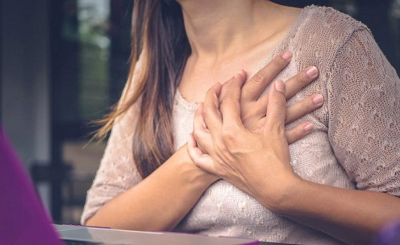 10 Heart Attack Symptoms in Women