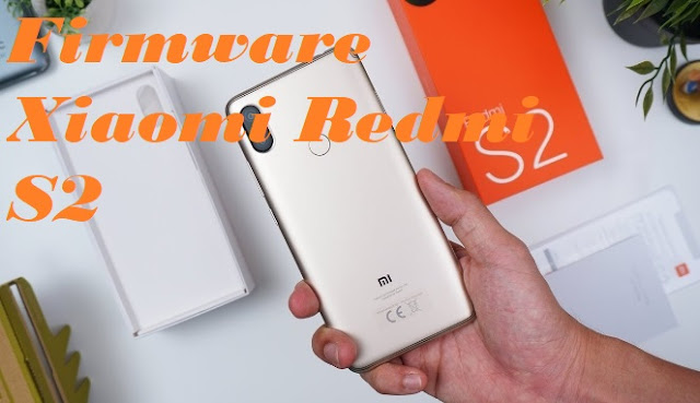 firmware Xiaomi Redmi S2
