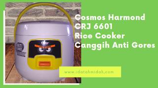 Cosmos Harmond CRJ 6601