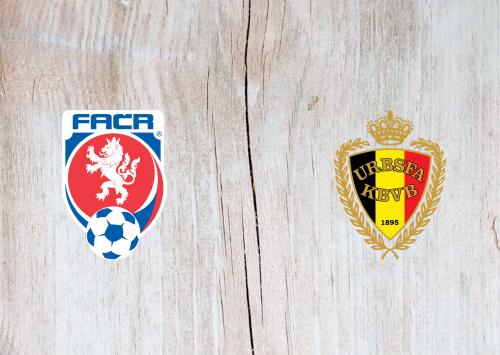 Czech Republic vs Belgium -Highlights 27 March 2021