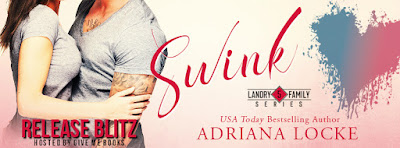 Blitz: Swink by Adriana Locke