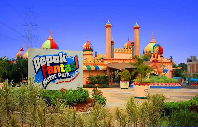 Promo Aladin Waterpark Depok