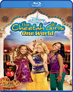 The Cheetah Girls: Un Mundo [BD25] *Con Audio Latino