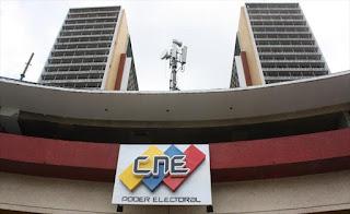Rector Delpino pide al CNE regular campaña y recursos públicos