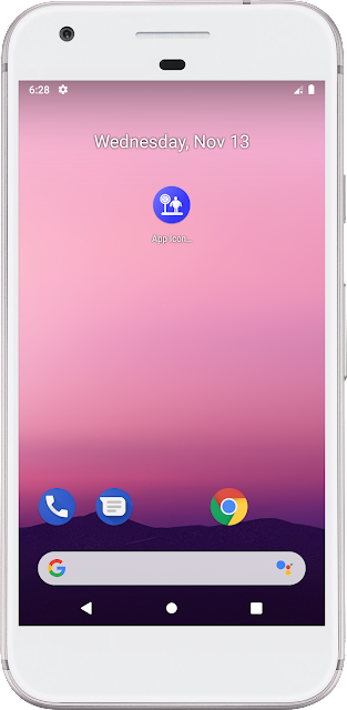 Android App Icon - Image