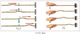 الحركة الموجية في الفيزياء