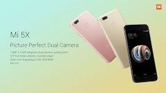 Xiaomi Mi 5x - Smartphone Terbaik, Kamera Cantik Gak Bikin Gosong Duit !!