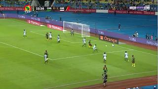 اهداف مباراة الكاميرون وغينيا بيساو 2 - 1 الاربعاء 18-1-2017  بطولة الامم الافريقية