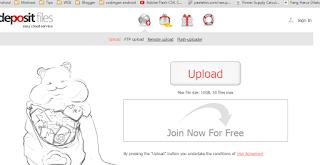 Daftar Situs Website upload file menghasilkan secara online