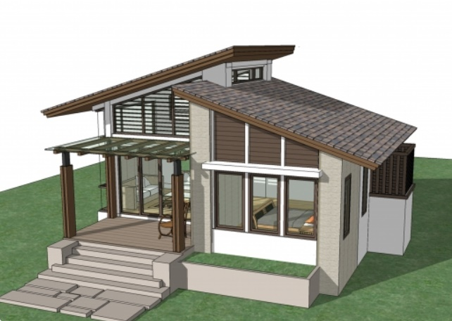 Designing your dream home can take a lot of time, money and effort and most especially if you do not know where to begin. Hiring a professional will entail additional cost. Looking for designs available on the internet may be easier but knowing which one will suit your needs requires some more research. If you don't like to hire professional for yourself then here are 5 small house designs that can inspire you to design your very own home.  Advertisement     Sponsored Links      HOUSE MODEL 1    The house is included 1 bedroom, 1 bathroom, 1 bathroom can be built at 259,000 Baht or 7,770 US Dollars.                                                        HOUSE MODEL 2    The house consists of 1 bedroom, 1 bedroom and a balcony. The construction budget of 170,000 Baht or 5,100 US Dollars.                                                HOUSE MODEL 3    Single-winged roof. The 53 sq.m. consists of 1 bedroom, 1 bathroom, central hall and front porch. The budget for the construction of about 680,000 Baht or 20,402 US Dollars (not including furniture).                 HOUSE MODEL 4    Modern single storey house consists of 1 bedroom, 1 bathroom and a front porch. The living space is 18 sq.m., with a budget of 249,000 - 299,000 Baht or 7,470 - 8,970 US Dollars (not including furniture).                                                     HOUSE MODEL 5    Modern single storey tropical style consists of 2 bedrooms, 2 bathrooms, central hall, kitchen and laundry room. There are 65 square meters of living space, 600,000 Baht or 18,00 US Dollars for construction.                                    SOURCE: naibann        SEE MORE: