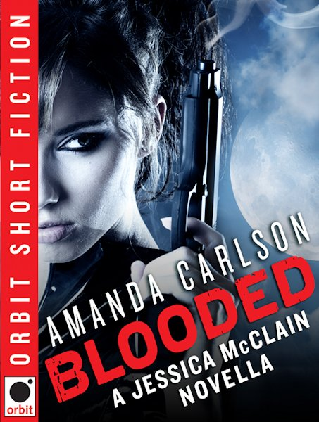 Cover Revealed - Cold Blooded by Amanda Carlson - March 12, 2013