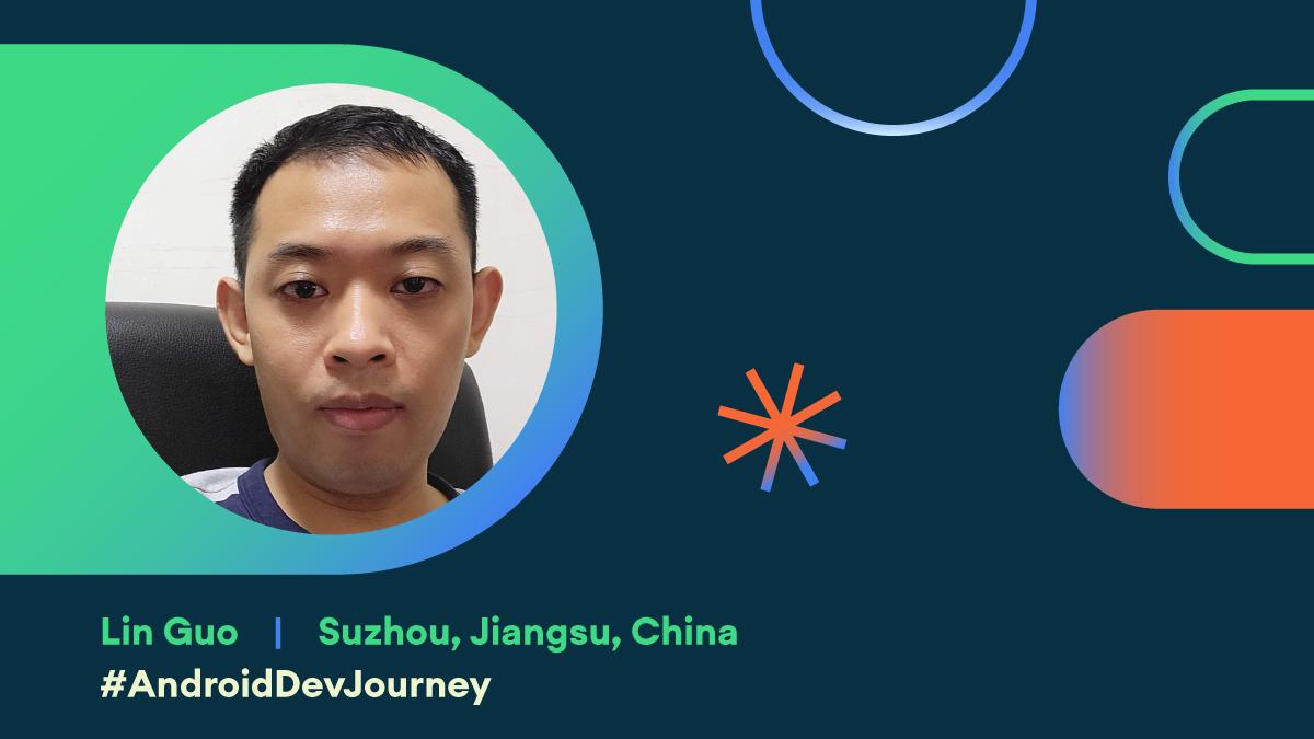 Lin Guo developer profile feature photo