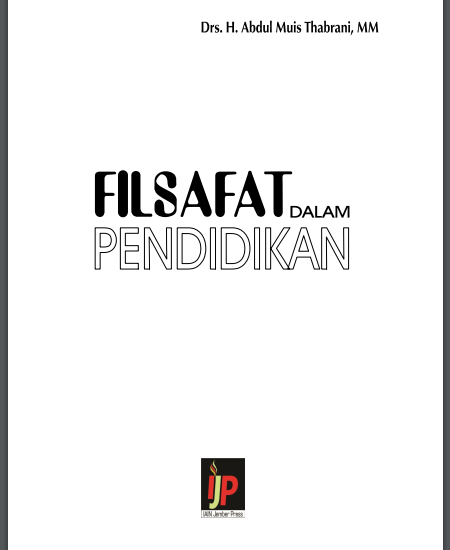 Buku Filsafat dalam pendidikan (Download PDF Gratis !!!!)