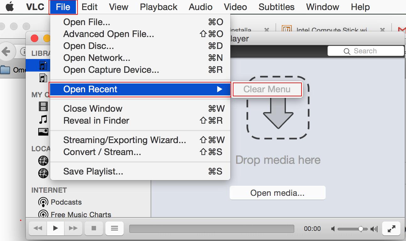 How To Clear History On Mac Safari Chrome Firefox