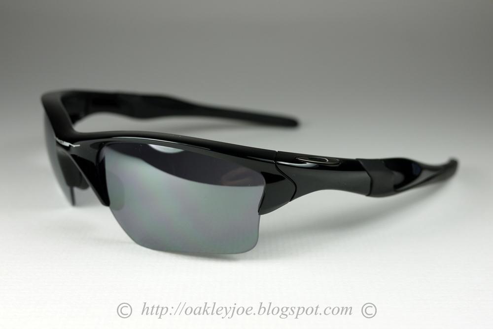 b31ecb2f6f711 Oakley Half Jacket 2.0 Xl Polished Black L Black Iridium Polarized ...