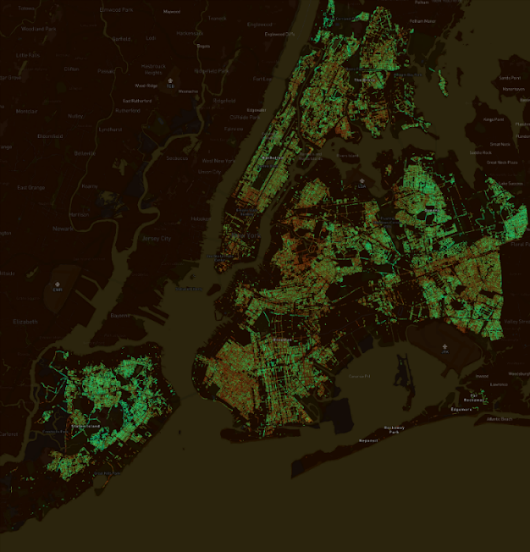 The New Online MIT Map Tells You How Green Your City Is