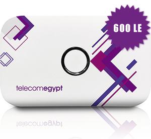 انترنت مودم المصرية للاتصالات 4G بأسعار خيالية TelecomEgypt