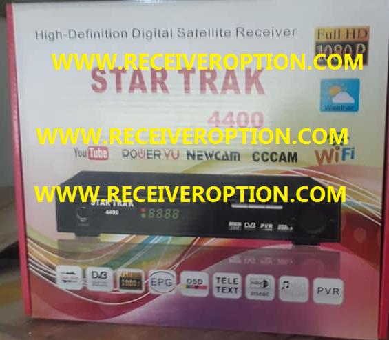 STAR TRAK 4400 HD RECEIVER POWERVU KEY NEW SOFTWARE BY USB