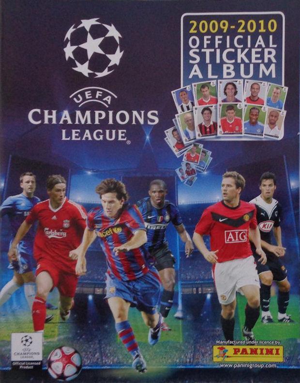 Football Cartophilic Info Exchange: Panini - UEFA ...