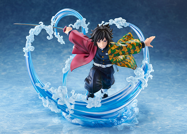 Tomioka Giyu 1/8 de Demon Slayer: Kimetsu no Yaiba, ANIPLEX+