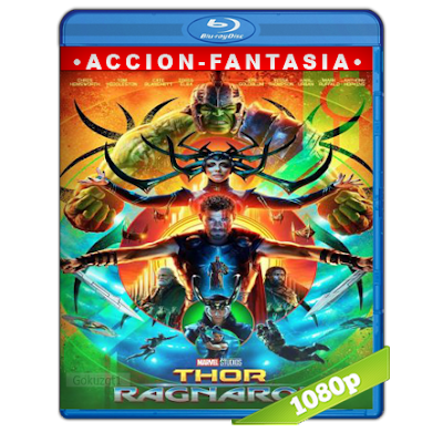 Thor Ragnarok (2017) BRRip Full 1080p Audio Trial Latino-Castellano-Ingles 5.1