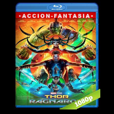 Thor Ragnarok (2017) BRRip Full 1080p Audio Trial Latino-Castellano-Ingles 5.1