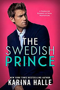Review: The Swedish Prince, by Karina Halle, 3 stars