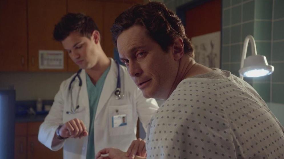 Oliver Hudson vuelve a interpretar a Wes Gardner