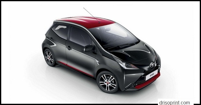 New Toyota Aygo 2016 In Africa