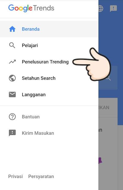 Google trends irmanfsp.com