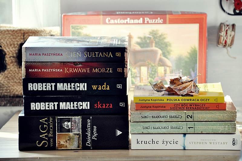 Książki książeczki