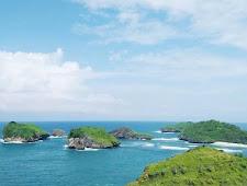 Pantai Kasap, Penjelmaan Pesona  Raja Ampat di Pacitan
