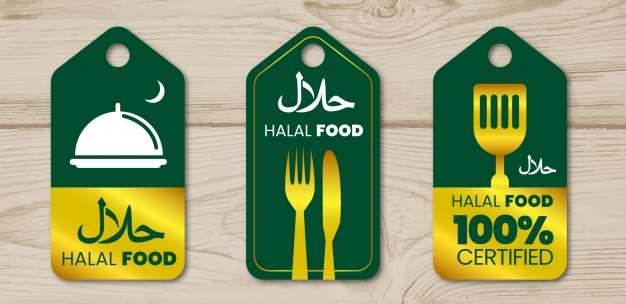 cara memilih makanan halal