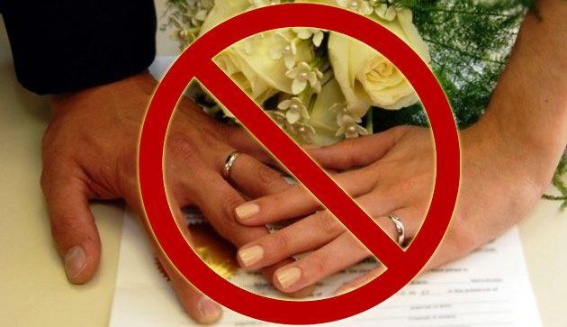 Ilustrasi dilarang menikah