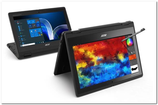Acer TravelMate Spin B3 Laptop 2