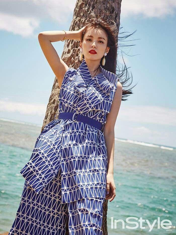 Han Hyo Joo Enjoys Hawaii In Insyle 39 S July Spread