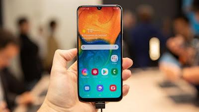 Cara Hard Reset Samsung Galaxy A30