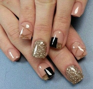 Modern nails decorated easy and nice art designs and ideas modern nails decorated easy and nice prinsesfo Choice Image
