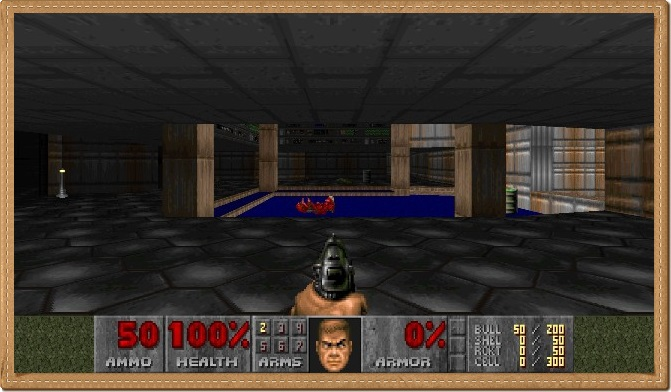 The Ultimate Doom PC Games Gameplay