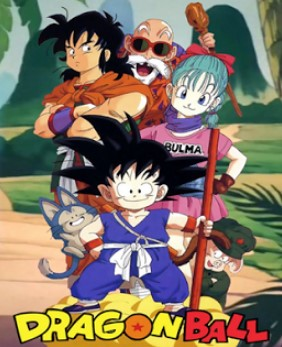 Dragon Ball – Dublado Online
