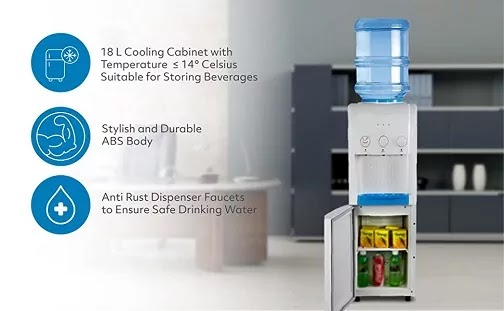 Best Water Dispenser with Fridge in India | Water Dispenser with Fridge Price