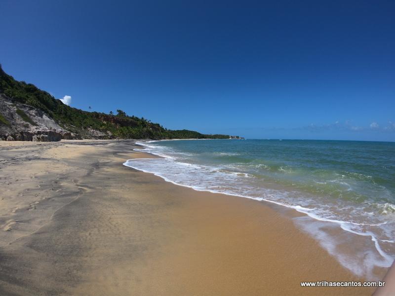 Praia do Espelho Trancoso Bahia