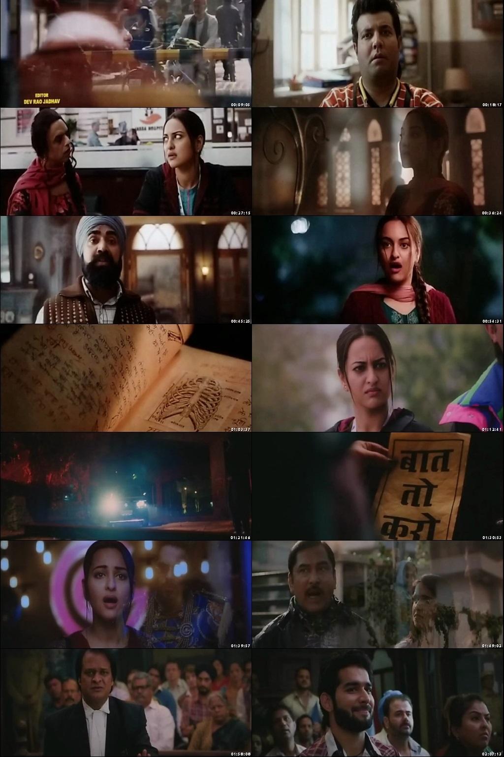 Screen Shot Of Khandaani Shafakhana 2019 Full Movie Free Download HD 720P Watch Online