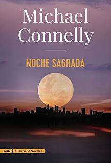 Noche sagrada Michael Connelly