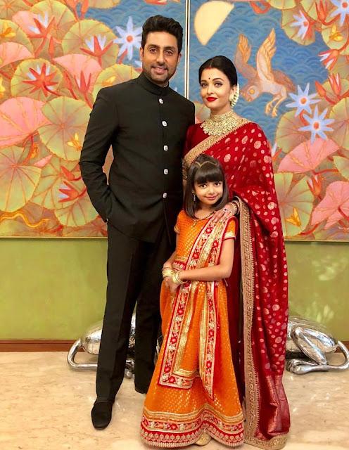 Aishwarya Rai At Isha Ambani Wedding Jewellery Designs